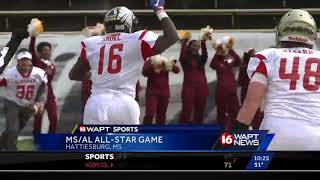 Mississippi dominates in MS/AL all-star game