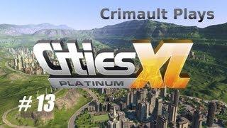 cities xl platinum pt 13 line confusion