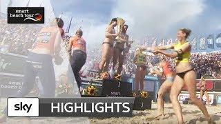 Frauen-Finale | Highlights | Timmendorfer Strand – Deutsche smart Beach-Volleyball Meisterschaften
