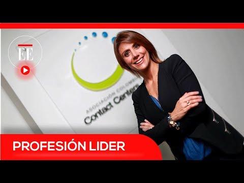 Ella es quien lidera la industria de los contac center en Colombia   El Espectador