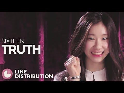 SIXTEEN - Truth (Line Distribution)