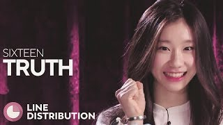 SIXTEEN - Truth (Line Distribution)