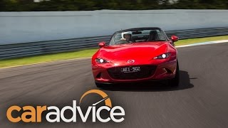 2016 Mazda MX-5 track day review – Sandown Raceway