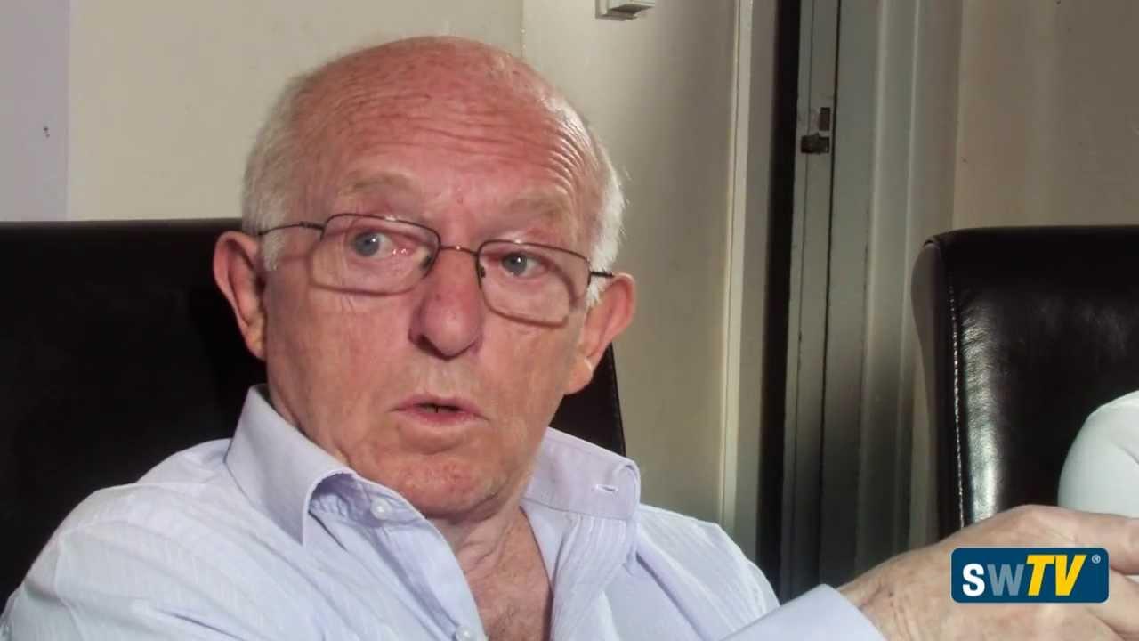 Paul Daniels & Debbie McGee Interview - Wyvern Theatre, Swindon (6 October 2013)