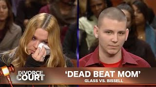 Vintage Divorce Court: Dead Beat Mom