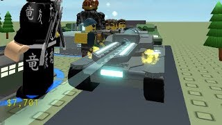 MILITARY BASE all of its UPGRADES GAMEPLAY 2 of 2 Tower Defense Simulator ROBLOX