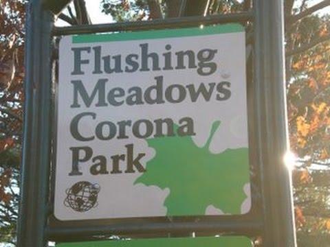 Flushing Meadows - Corona Park Autumn 2015