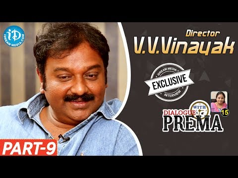 V V Vinayak Exclusive Interview Part #9 || Dialogue With Prema | Celebration Of Life