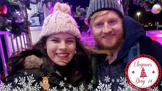 Christmas in Waterford - Winterval Christmas Festival | Vlogmas Day 14 | Jenny E