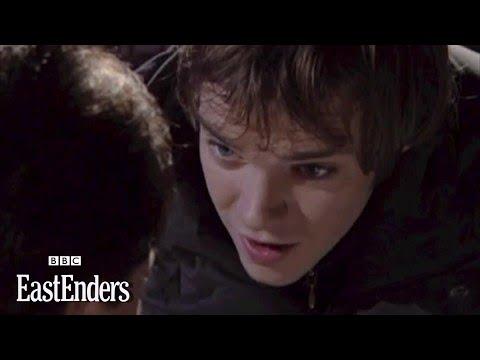 Matthew threatens Steve Owen in E20  EastEnders  BBC drama