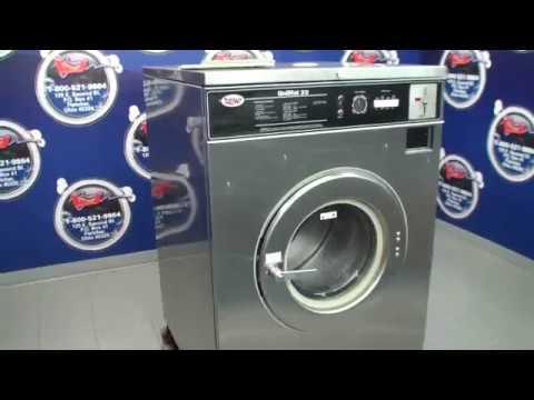 Unimat 35 lb. Front-Load Washing Machine - Used ...