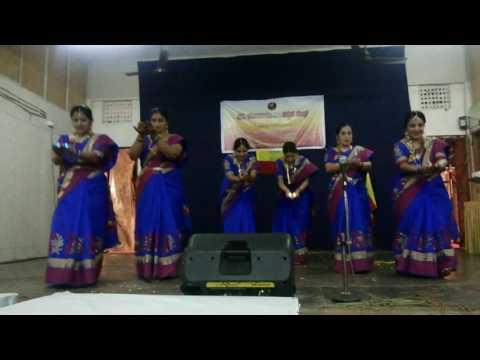 Hacchevu Kannadada Deepa Dance performance.