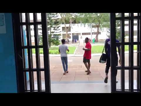 Sarbah Hall -  University of Ghana, Legon,  Accra Ghana