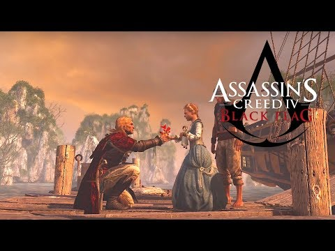 ASSASSIN'S CREED IV | Part:10 The Parting Glass「別れの杯を」+EXTRA (おまけ付き)