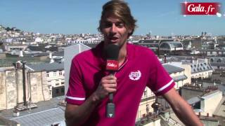 Interview Camille Lacourt