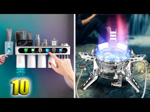 10 Cool Products Amazon & Aliexpress 2020 | New Future Tech. Amazing Gadgets