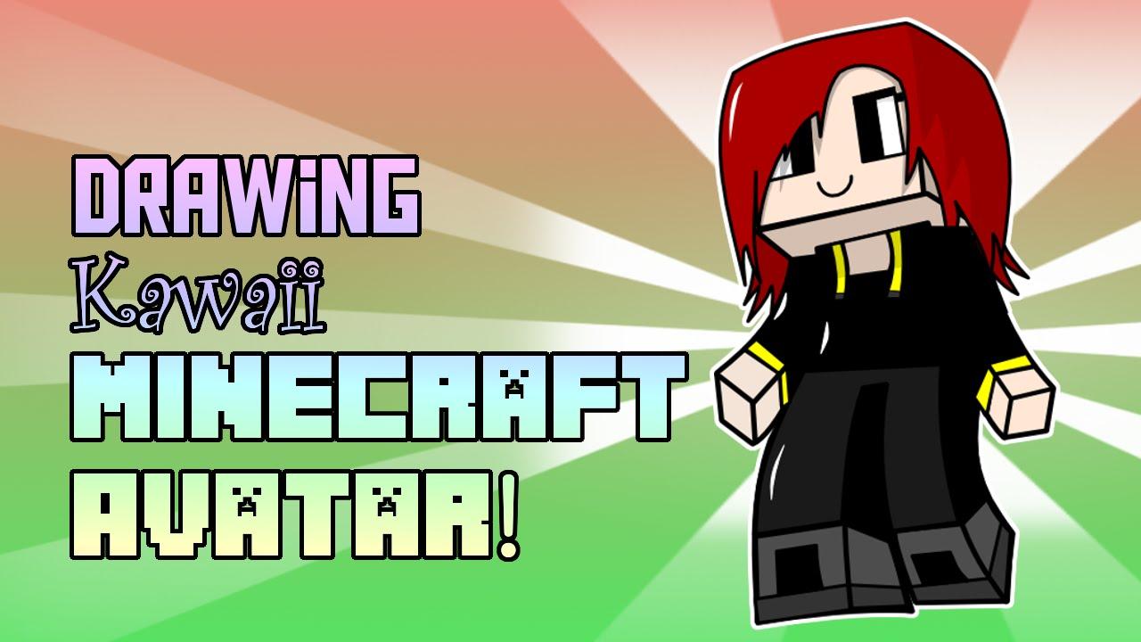 Minecraft Avatar Template