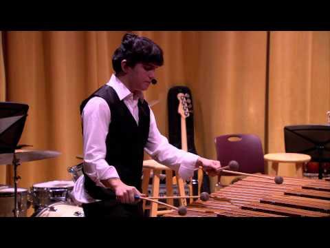 "Jodie Landau & TJ Troy perform ""Sawdust and Diamonds"" by Joanna Newsom"