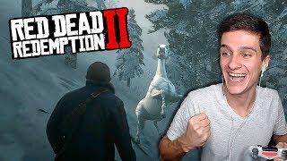 САМАЯ ЛУЧШАЯ БЕСПЛАТНАЯ ЛОШАДЬ в Red Dead Redemption 2   ПАСХАЛКИ RDR 2