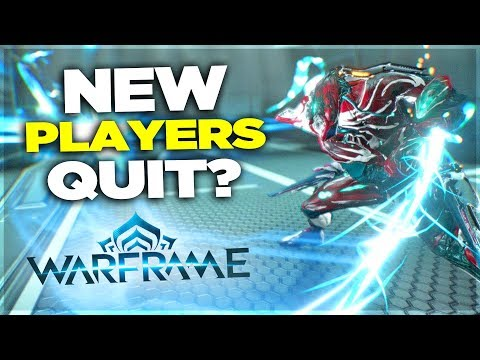 I Quit Warframe And Now I Love it - New Player Thoughts thumbnail