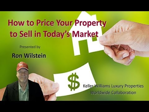 How to Price Your Property to Sell in Today's Market
