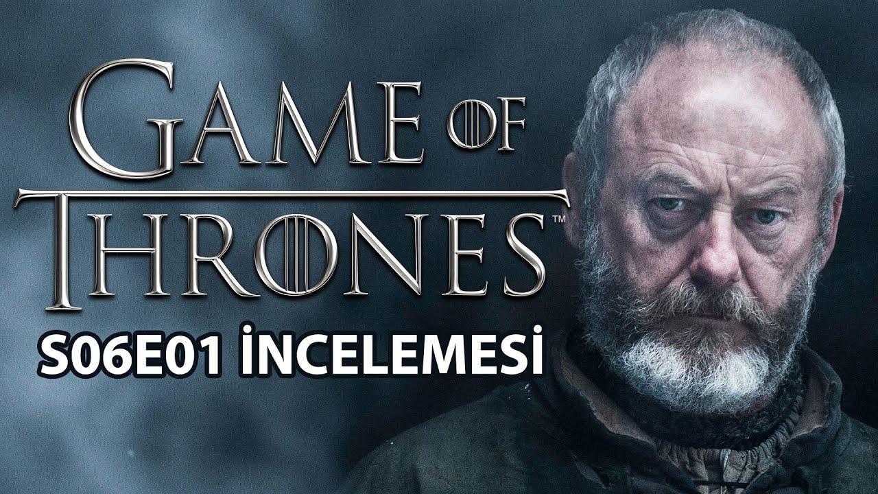 Game Of Thrones 6 Sezon 1 Bölüm Incelemesi Azor Ahai Teorisi