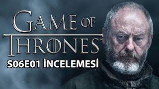 Game of Thrones 6. Sezon 1. Bölüm İncelemesi: Azor