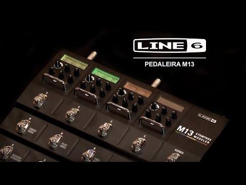 Habro | Review Modelador de Pedais M13 - Line 6