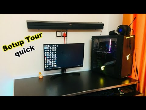 Watch The My Setup Tour Quick Look  (Satzomake UnBox)