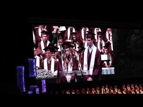 Graduation 2018: Holland Christian High School