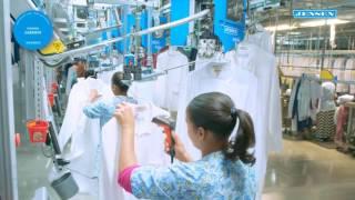 Stunning new facility: Crown Uniform & Linen Service in Boston