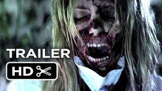 Cabin Fever: Patient Zero Official Trailer 1 (2014) - Sean Astin Horror Movie HD