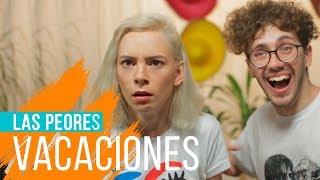 LAS PEORES VACACIONES | Hecatombe!