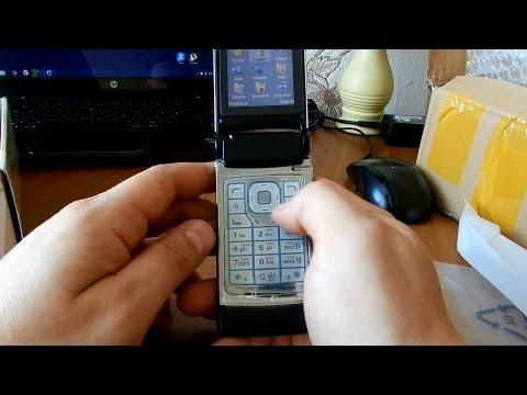 Nokia n76 восстановленный из Китая. Распаковка и обзор
