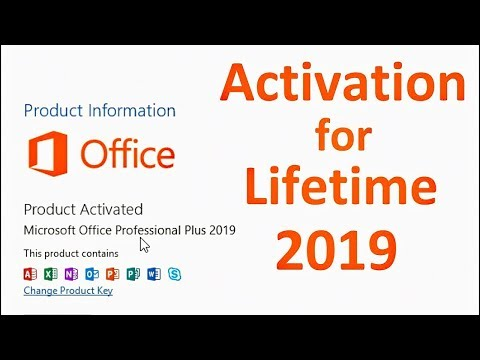 How To Download Microsoft Office 2019 For FREE On Windows