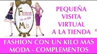 VIDEO VIRTUAL TIENDA SEP 2014 Thumbnail