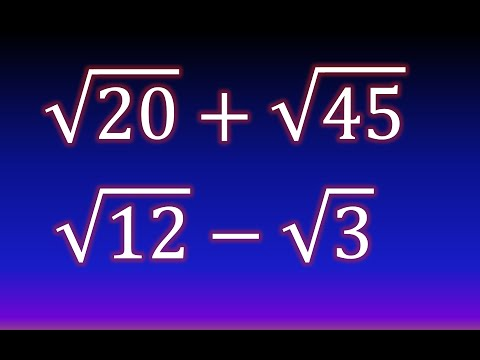 48.-addition-and-subtraction-of-square-roots