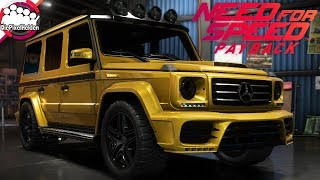 NEED FOR SPEED PAYBACK - Mercedes-AMG G63 - Offroadbuild - NFS Payback Carbuild