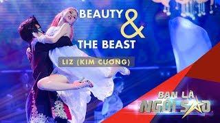Beauty And The Beast (Live) - Liz (Kim Cương) ft Key (Monstar)  Hóa Thân Công Chúa  Xinh Đẹp