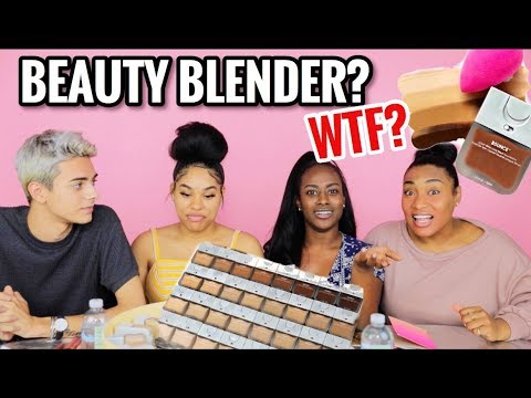 BeautyBlender Bounce Foundation is for