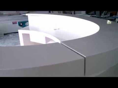 New York Dental reception desk