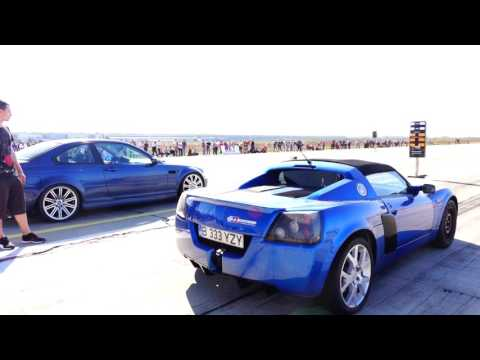 bmw e46 m3 n a vs opel speedster turbo youtube. Black Bedroom Furniture Sets. Home Design Ideas