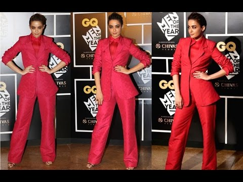 RED HOT Surveen Chawla Looks Stunning At GQ Awards 2016