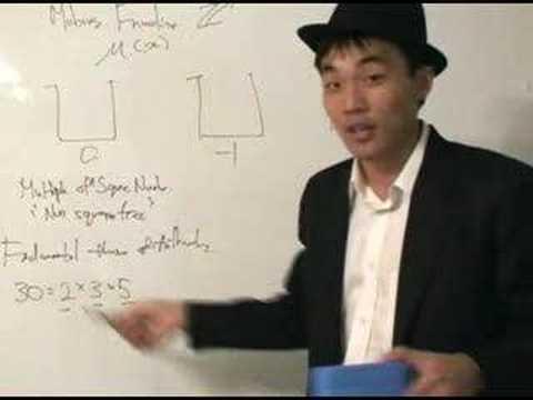 Möbius Function - Introduction