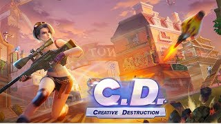 CREATIVE DESTRUCTION | The weak Pc Fortnite-Here's the new update (FREE DOWNLOAD)
