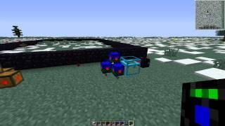 Часть 3: Автоматическая ферма древесины в майнкрафт 1.7.10 - Buildcraft 6.2.6
