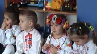 """Гра-заняття """"Українські народні страви. Вареники"""" ДНЗ №290"""