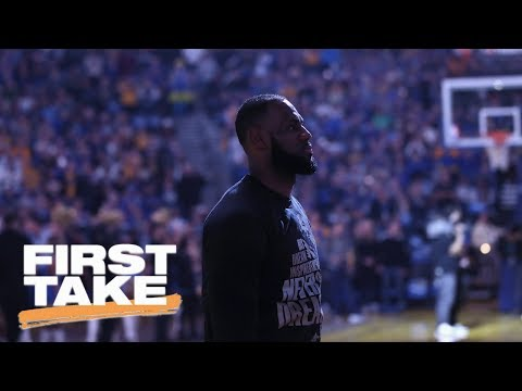 Epic NBA Finals Between Cavs And Warriors Will Save Entire Season | First Take | May 31, 2017
