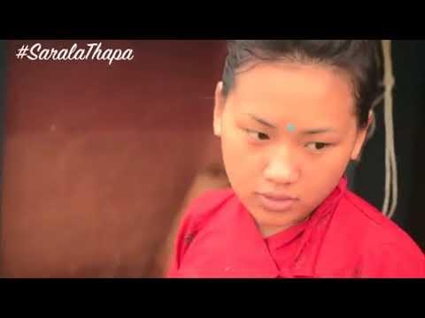 NEPALI Village Life with Sarala Thapa |  MULABARI TANAHUN NEPAL
