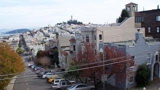 #27. Сан-Франциско (США) (потрясяющее видео)(Самые красивые и большие города мира. Лучшие достопримечательности крупнейших мегаполисов. Великолепные..., 2014-06-30T22:38:16.000Z)